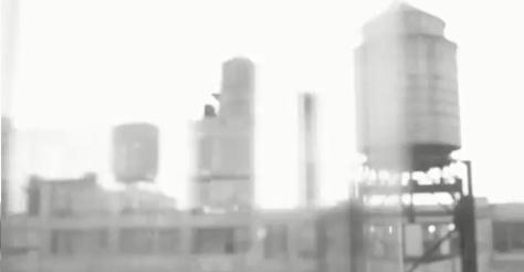 Delta Machine - Widok z okna