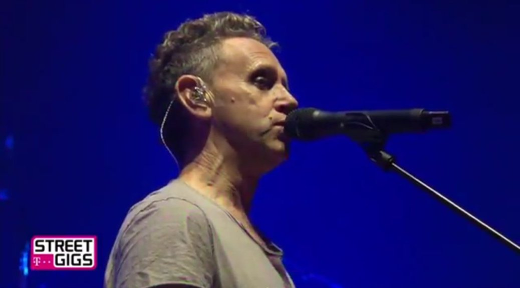 Depeche Mode - live in Berlin 2017.03.17