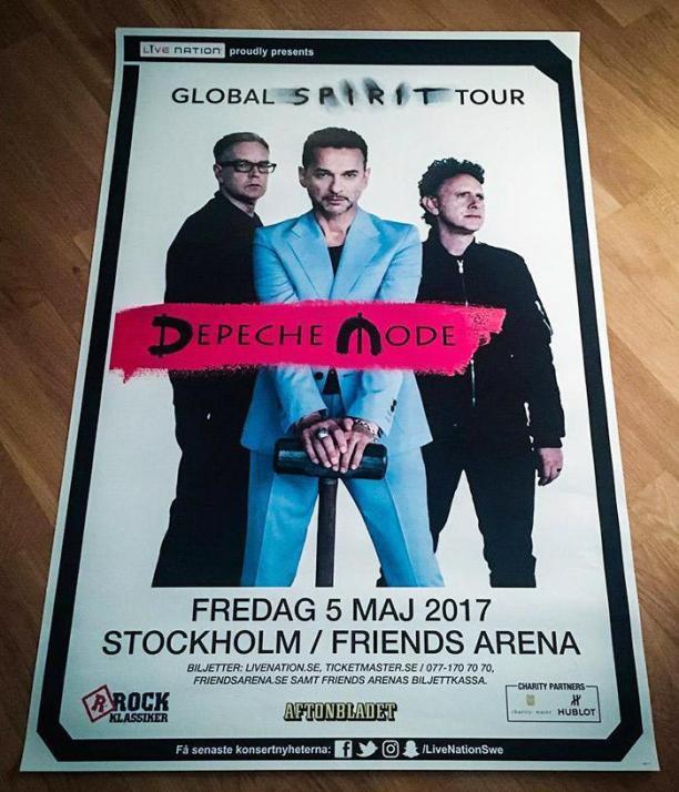 GlobalSpiritTour: Stockhom 2017.05.05