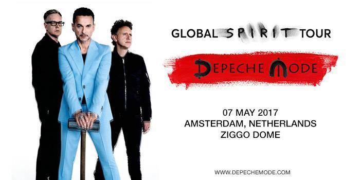 depeche MODE @ Ziggo Dome