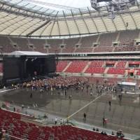 Relacja Jarka z koncertu w Warszawie.