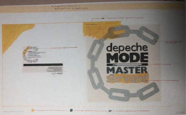 depeche MODE - Master & Servant - 1984