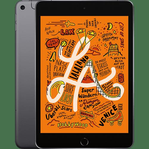 Apple iPad Mini (2019) Grau
