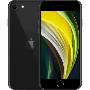 Apple iPhone SE (2020) Schwarz