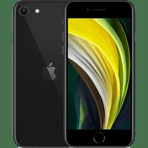 Apple iPhone SE (2020) Schwarz