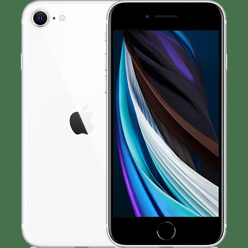 Apple iPhone SE (2020) Weiß