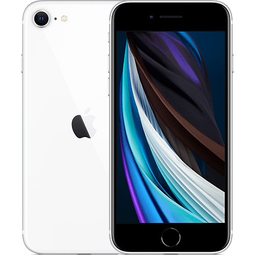 Apple iPhone SE (2020) Weiß