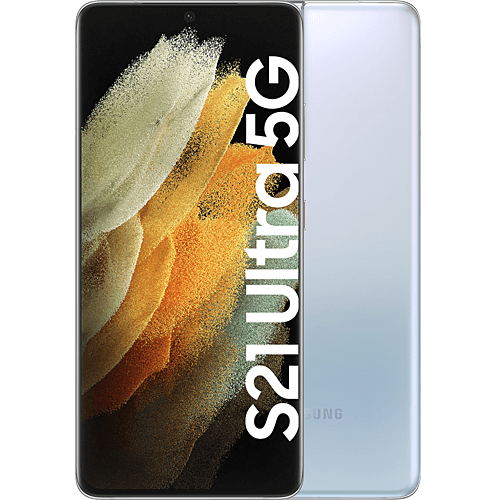 Samsung Galaxy S21 Ultra 5G Silber
