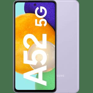 Samsung Galaxy A52 Violett