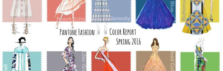 lente zomer 2016 modekleuren