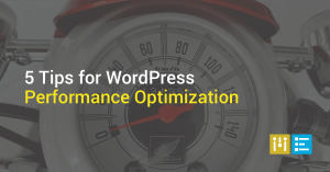 5-tips-for-wordpress-performance-optimization