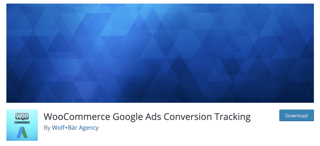 WooCommerce Google Ads plugin