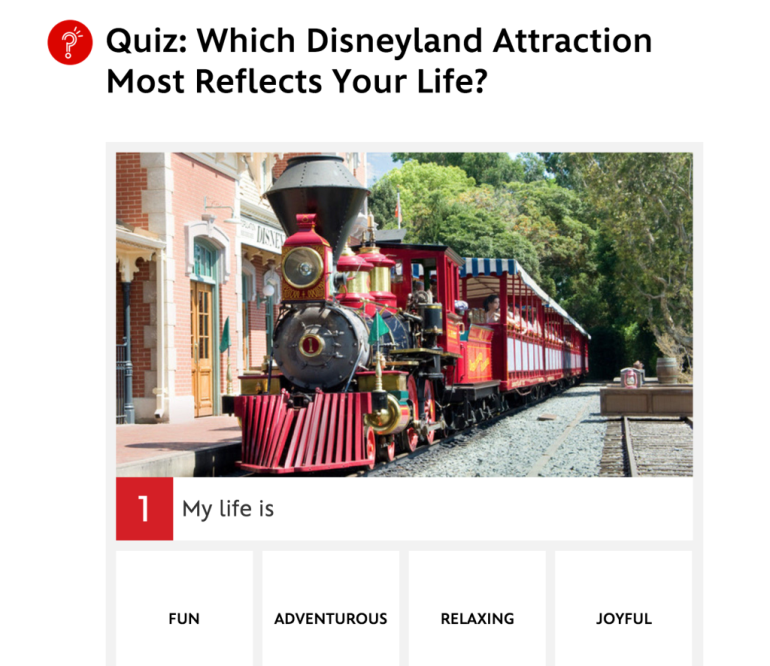 Oh My Disney Blog - Quiz