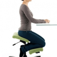 Ergonomic Chair Knee Rest Go Anywhere Harness Kneeling Chairs Easy And Effective Ergonomics Modeets C With A Typical Seat It Becomes To Rely On The Back Bad Habits Such As Hunching Forward Over Keyboard Or Leaning