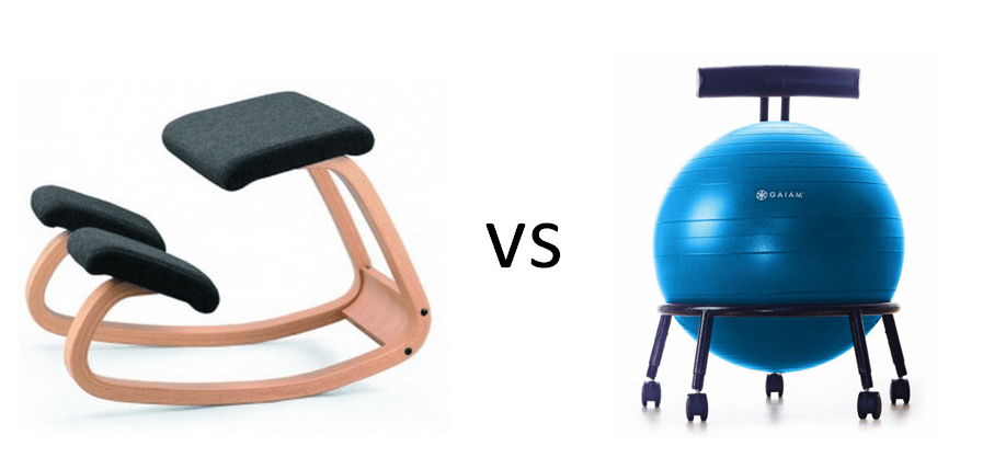 Yoga Ball Chair Benefits  Blog Dandk