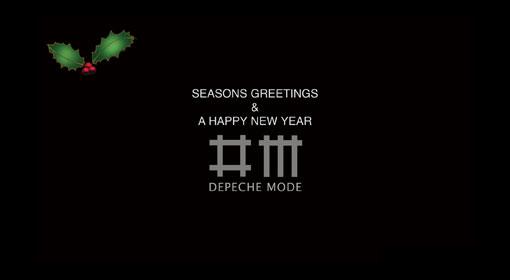 Happy New Year Modefan Dot Com A Depeche Mode Website