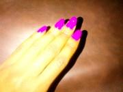 royal purple nails modejadore