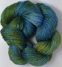 Color: Gilmarite in Worsted