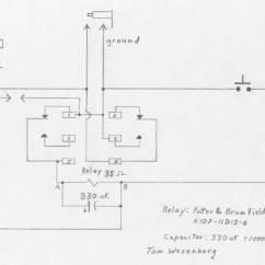 Model A Ford 12 Volt Wiring Diagram Autometer Water Temp Gauge Coil Tester – Restorers Club