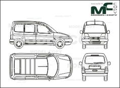 Citroen Berlingo Сombi Multispace, sliding doore, tailgate