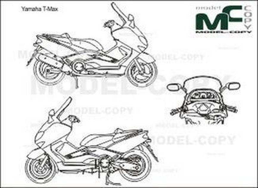 Disegni Moto Yamaha