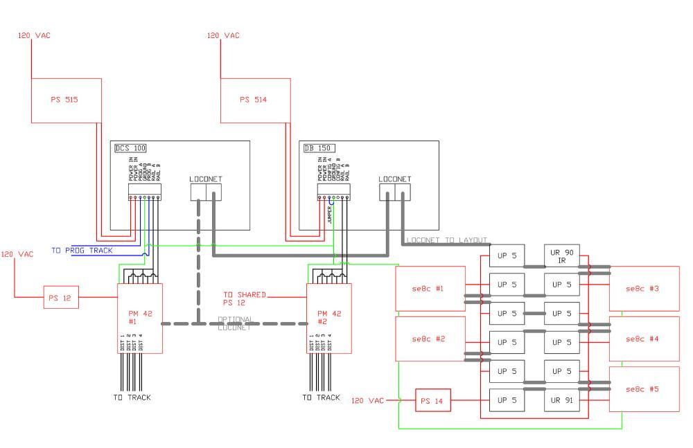 medium resolution of digitrax booster wiring diagram
