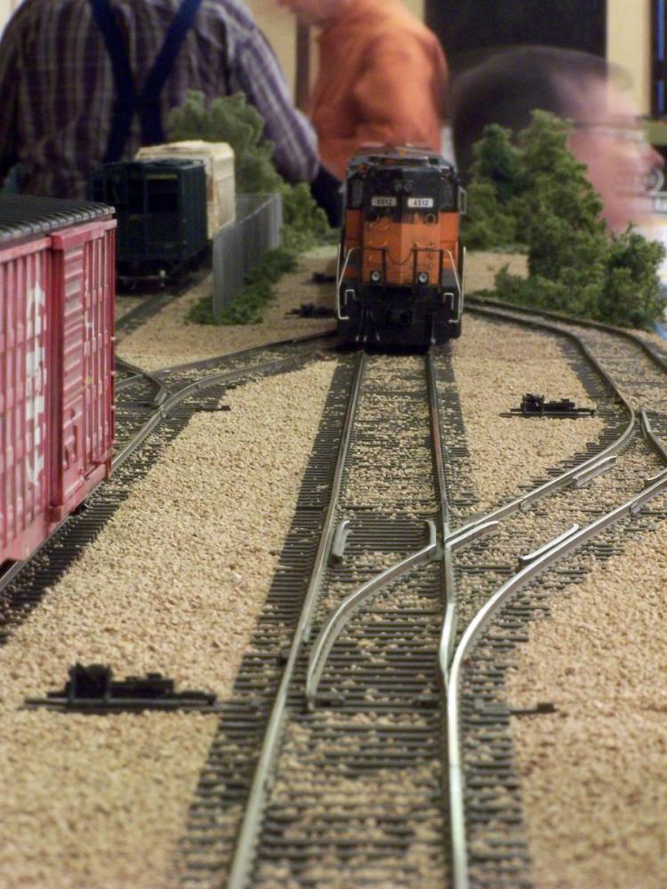 Photos Of My O Scale Switching Layout At The RPM Meet Last Weekend Model Railroad Hobbyist