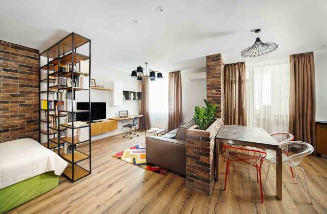 Decorating A Model Apartment Storage Ideas Model55