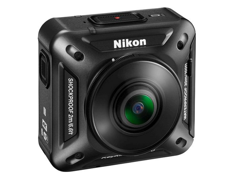 The Newest 360degree Video Camera From Nikon  Model