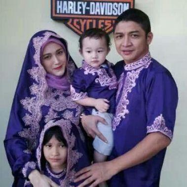 Model Baju Lebaran Keluarga Trend Sekarang