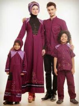Trend Baju Couple Keluarga 2 Anak Terbaru
