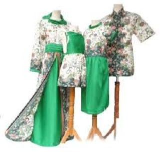 Model Seragam Batik Lebaran Untuk Keluarga Terbaru