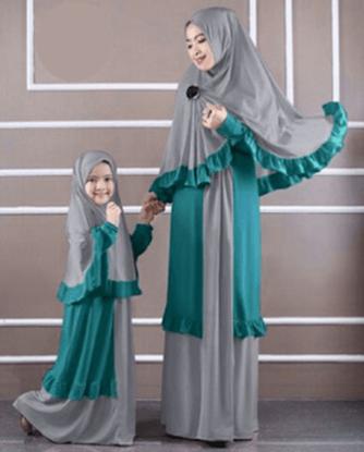Koleksi Baju Couple Ibu dan Anak Perempuan