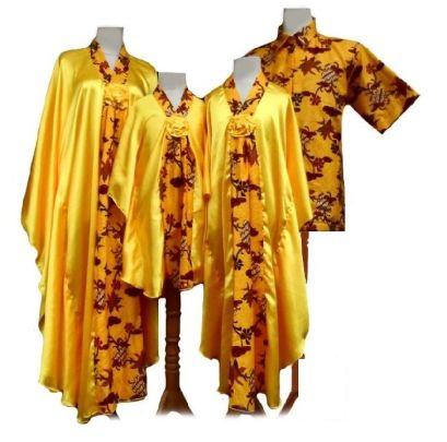 Model Baju Seragam Batik Kerja Terbaru