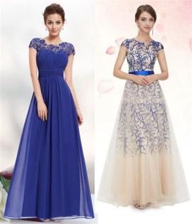 Model Dress Brokat Untuk Pesta Modern Terbaru