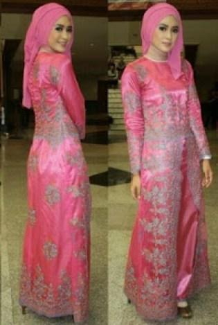 Model Dress Brokat Untuk Pesta Terbaru