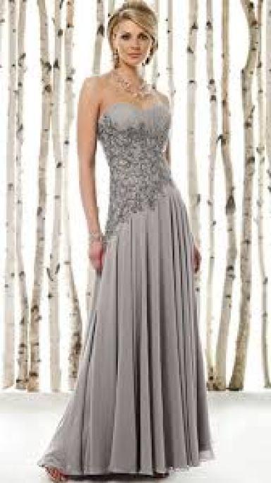 model gaun brokat kombinasi sifon untuk pesta terbaru