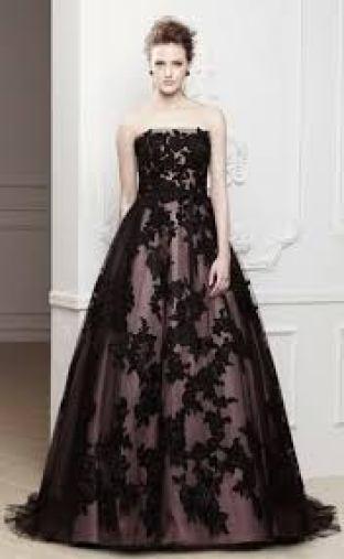 Desain Dress Brokat Untuk Pesta Terbaru