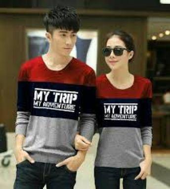 Model Baju Couple Sama Pacar Terbaru