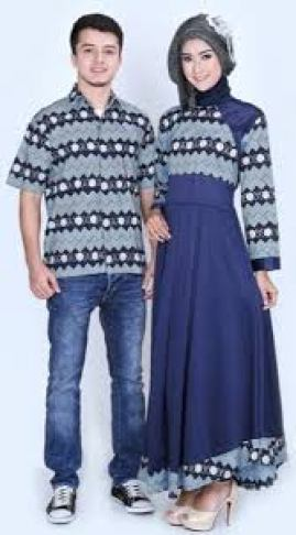 Model Baju Couple Pasangan Untuk Lebaran Terbaru