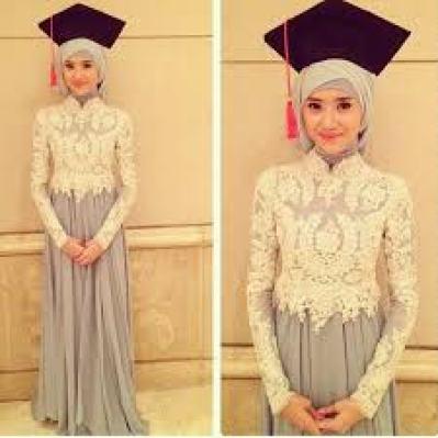 Model Baju Kebaya Muslim Modern Terbaru