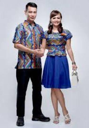 Model baju couple untuk pesta Terbaru