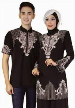 baju muslim couple keluarga