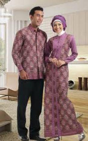 Model Baju Batik Seragam Keluarga untuk Pesta Pernikahan Terbaru