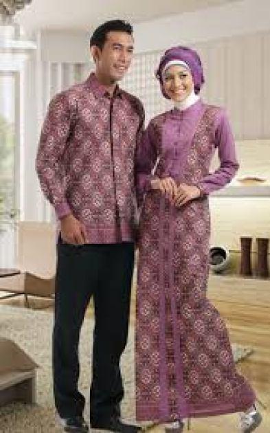 model baju pasangan suami istri terbaru