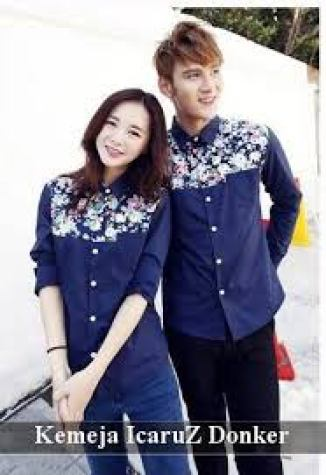 Model Baju Batik Couple Keluarga Modern