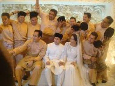Model Baju Perkahwinan Keluarga Malaysia Terbaru