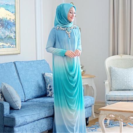 Model Baju Lebaran Dian Pelangi Terbaru