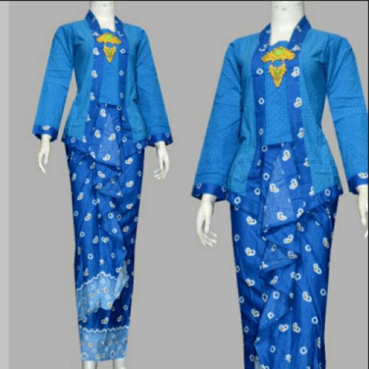 Model baju Batik untuk Wanita Terbaru