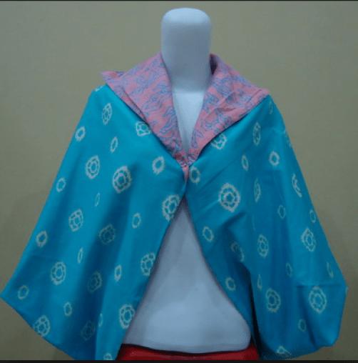Model Pakaian Batik Wanita Terbaru